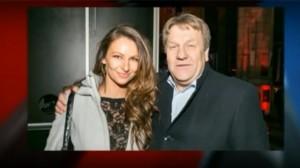 Jan Boskamp en stiefdochter