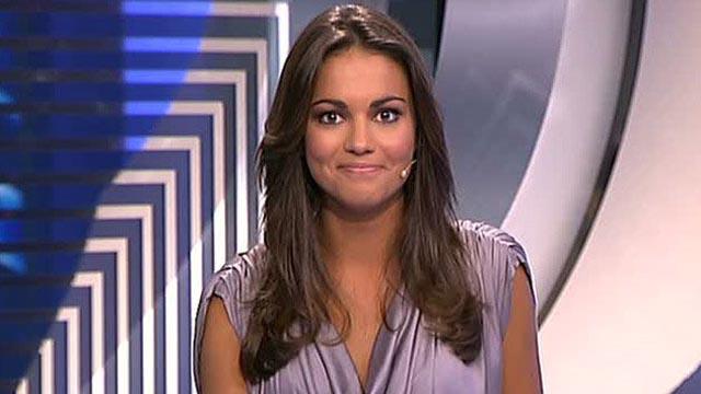 Lara Alvarez vriendin Sergio Ramos