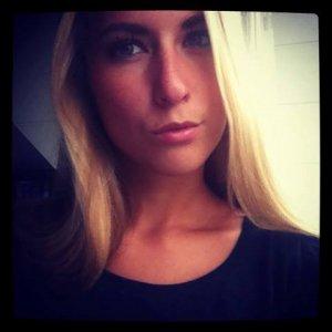 Sammy Kalksma de vriendin van Mike van der Hoorn