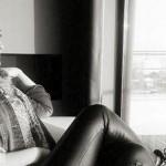 Ana Sofia Moreira, de vriendin die Pepe weet te temmen
