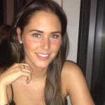 Danielle Slof, de vriendin van Demy de Zeeuw