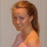 Fieke Knüppe, de vriendin van Siem de Jong