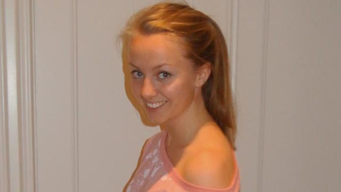 Fieke Knuppe vriendin van Siem de Jong