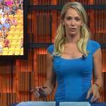 Hélène Hendriks, de mooie presentatrice van FOX Sports