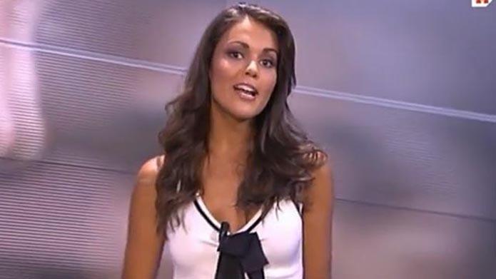 Lara Alvarez vriendin van Sergio Ramos