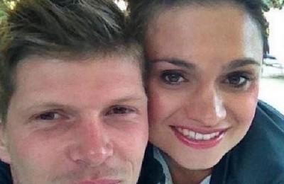 Maddy Huntelaar vriendin van Klaas-Jan Huntelaar