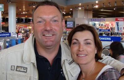 Marjo Jans vrouw van Ron Jans