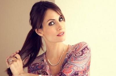 Nagore Aranburu de vriendin van Xabi Alonso
