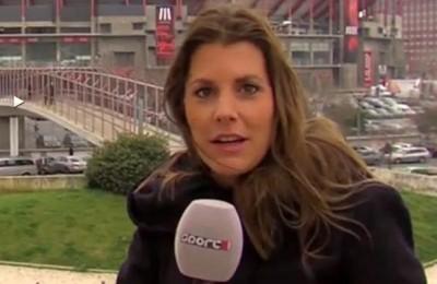 Sanne Clements vriendin Kees Luijckx Sport1