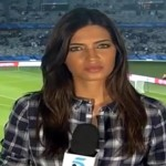 Sara Carbonero, tv-journaliste en vriendin van Iker Casillas