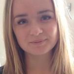 Thea Bundgaard Christensen, de vriendin van Lucas Andersen