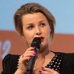 Victoria Koblenko, vrouw van Evgeniy Levchenko
