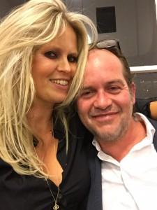 Antoinnette Scheulderman vriendin van Michel van Egmond (2)