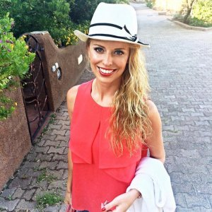 Sophie Fleur Naber de vriendin van Marko Vejinovic