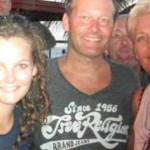 Yvonne Blind, vrouw van bondscoach Danny Blind