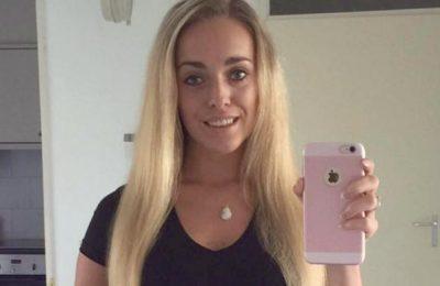 Melissa Fransen vriendin Lucas Bijker