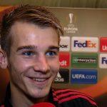 De vriendinnen van Ajax-talent Václav Černý