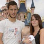 Natacha Van Honacker, vriendin van Eden Hazard