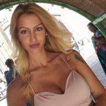 Rafaella Szabo, vriendin van Axel Witsel