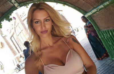 Rafaella Szabo vriendin van Axel Witsel