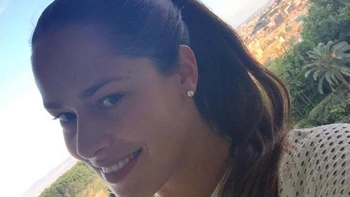 Ana Ivanovic vriendin Bastian Schweinsteiger