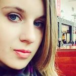 Katja Butylina, de Oostenrijkse vriendin van David Alaba