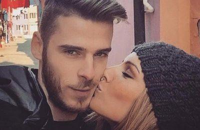 Edurne Garcia vriendin David de Gea
