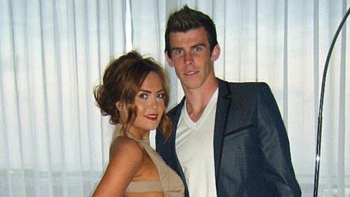 Emma Rhys-Jones vriendin van Gareth Bale