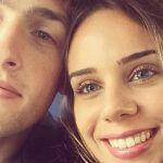 Melina Botteghin temperamentvolle vriendin Eric Botteghin