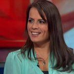 ALETHA LEIDELMEIJER, de knappe brunette van FOX Sports