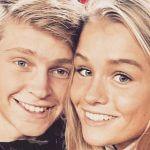 Mikky Kiemeney, hockeybabe en vriendin van Frenkie de Jong