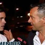 Sandra Mendes, vrouw van zaakwaarnemer Jorge Mendes