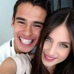 Paola Torres, ex-vriendin van Diego Antonio Reyes