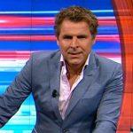 TOINE VAN PEPERSTRATEN, de vrijgezelle presentator van FOX Sports