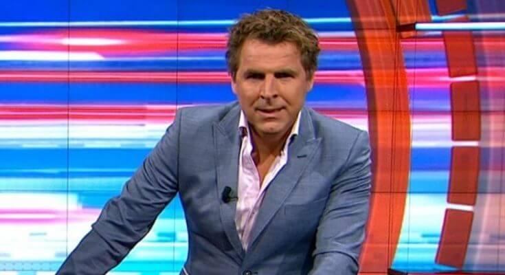Toine Van Peperstraten De Vrijgezelle Presentator Van Fox Sports Spelersvrouw Nl