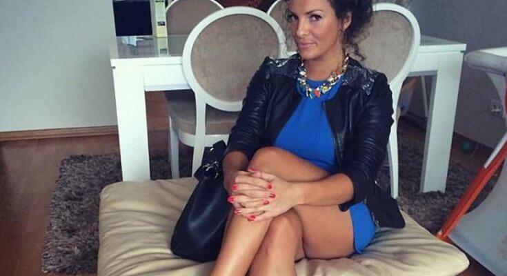 Dragana Vukanac vrouw Dusan Tadic