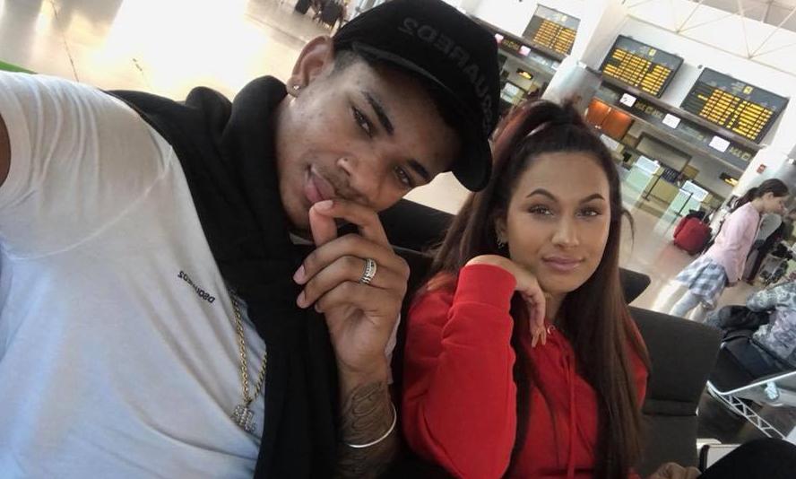 Jessy van Eck vriendin Juninho Bacuna