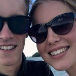 Daphne Alderts is de vriendin van Kars Jansman