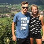 Melissa Wijfje is de vriendin van Marcel Bosker
