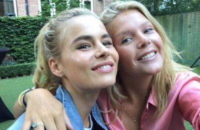 AnneKee Molenaar vriendin Matthijs de Ligt