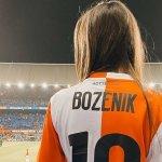 Alex Vasanicova vriendin van Robert Bozenik