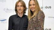Vanja Bosnic, vrouw en zaakwaarnemer van Luka Modric