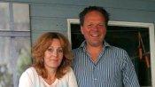 Diana de Jong, de vrouw van Cambuur-icoon en De Graafschap-trainer Henk de Jong